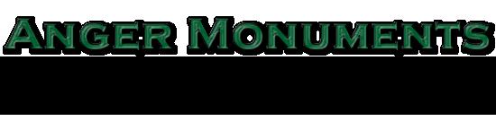 Anger Monuments Logo
